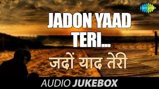 Best of Punjabi Sad Songs   Jadon Yaad Teri   Audio Jukebox