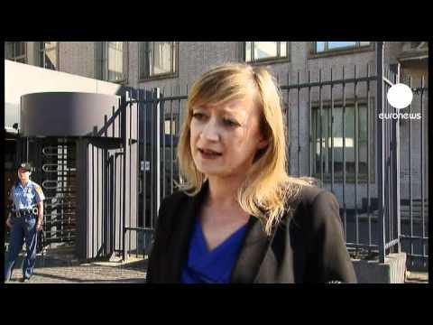 Mladic awaits trial at The Hague