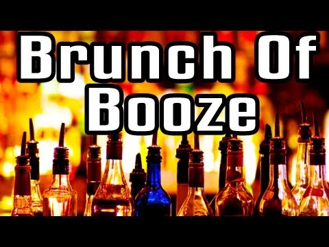 Brunch Of Booze - Epic Meal Time