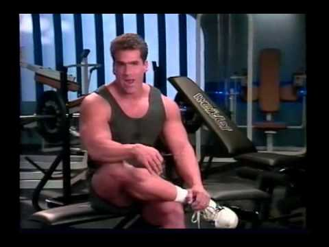 Joe Weider's Bodybuilding Training System Tape 3 - Back & Biceps Image 1