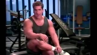 Joe Weider's Bodybuilding Training System Tape 3 - Back & Biceps