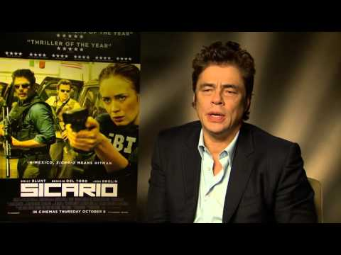 Benicio Del Toro Talks Star Wars: Episode VIII