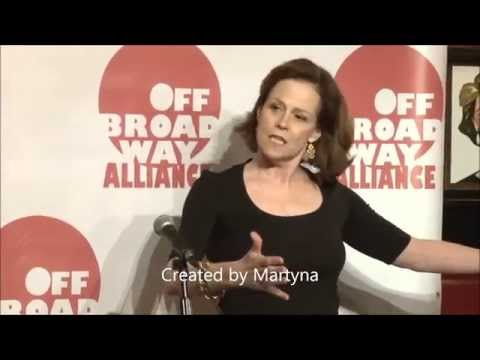 Sigourney Weaver Funny Moments