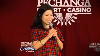 Aiko Tanaka Stand-Up: Being Japanese