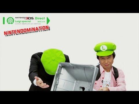 Apresentação Luigi's Mansion 2