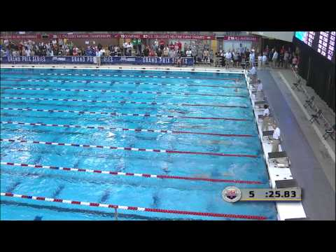 Men&#039;s 200m Butterfly A Final - 2012 Columbus Grand Prix