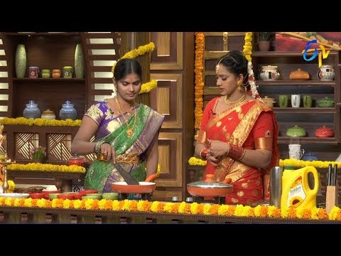 Telugu Ruchi | 15th October 2018 | Full Episode | ETV Telugu