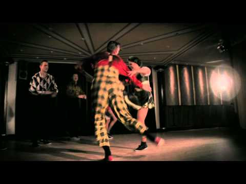 Harlem Hot Shots - The Call Of The Lindy Hop