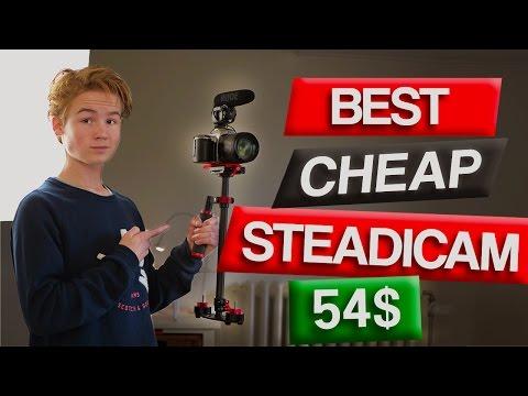 Best CHEAP Steadicam for DSLR (yelangu s60t)