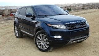 download lagu 2014 Range Rover Evoque 9-speed 0-60 Mph Review gratis