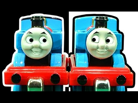 Thomas Tank Vs Thomas Tank Take N Play Toy Train Comparison, Autopsy & Safety