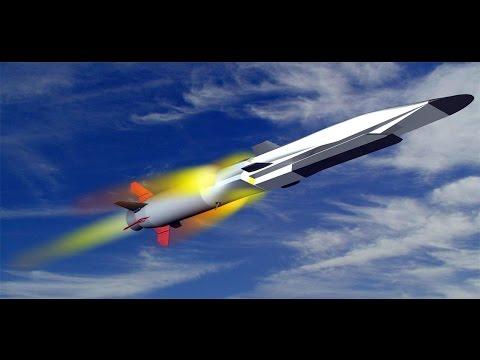 Самая быстрая гиперзвуковая крылатая ракета   Х51А
