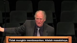 Alkitab Tidak Membosankan, Avatar yang Membosankan! - John Piper (Indonesian)