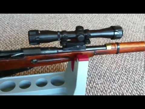 Scoped Mosin-Nagant 91/30 Range Report