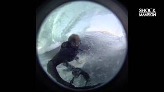 Australian Big Wave Surfer Mark Mathews Defies Death Filming A Wild Wipeout Too Close For Comfort!