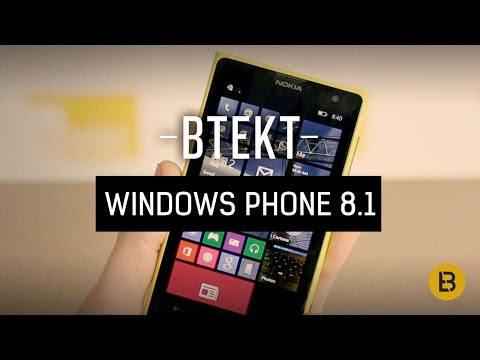 Windows Phone 8.1 walkthrough (Nokia Lumia 1020 update)