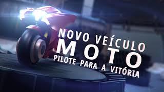 Novo Veículo - Moto