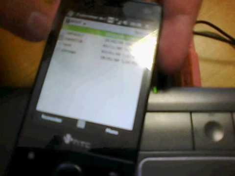 Android en 5 minutes sur votre HTC Diamond