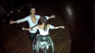 Latin Star Gala 2012 - Show Wheelchair Rumba - Igor Kiselev & Anna Gorchakova