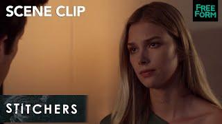 Stitchers | Season 3, Episode 6: Kirsten and Cameron Bicker | Freeform