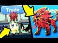 What Happens If I Trade Shiny Solgaleo in Project Pokemon? MP3