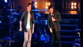 This I Promise You Matthew Morrision, JC Chasez in London