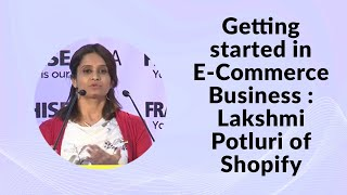 Getting started in E-Commerce Business