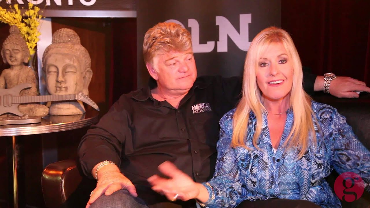 Dan and Laura Dotson chat about 'Storage Wars Canada ...