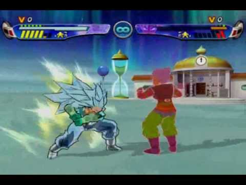 Goku Ssj5 Ice Form Dragon Ball Z Budokai 3 Mod video