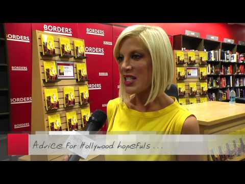Tori Spelling offers some advice... Video