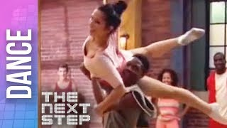 The Next Step - Stephanie & West Duet Dance (Season 1 Episode 8)