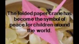 Watch Fred Small Cranes Over Hiroshima video
