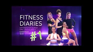 FITNESS DIARIES - FOLGE 1