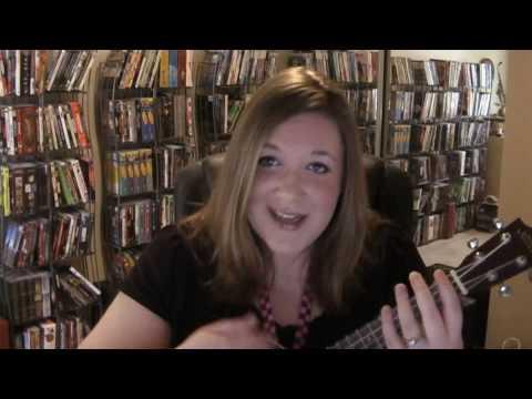 Dr. Horrible's Sing-Along Blog - My Freeze Ray (Laundry Day) - Ukulele Cover