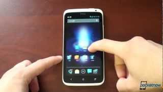 CyanogenMod 10 Jelly Bean on the HTC One X