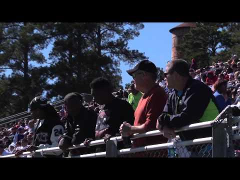 Louisiana College 55, Howard Payne 28 - Nov. 1, 2014