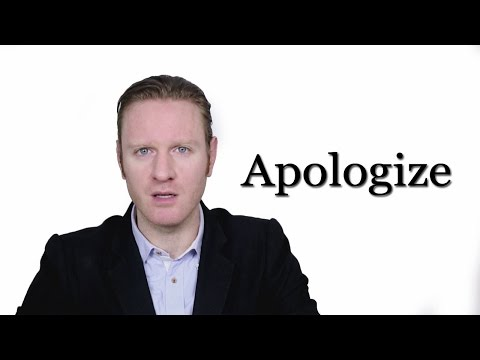 Apologize - Meaning | Pronunciation || Word Wor(l)d - Audio Video Dictionary