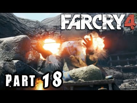 Statue Defense – Farcry 4 Walkthrough Part 18