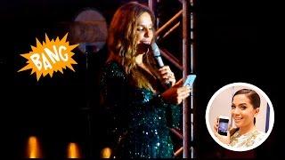 Ivete Sangalo liga pra Anitta no meio do show e canta Bang - ARENA VILLA COUNTRY