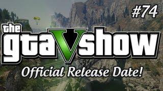 GTA 5 - GTA V OFFICIAL RELEASE DATE! GTA V CLASSIC FOREVER!
