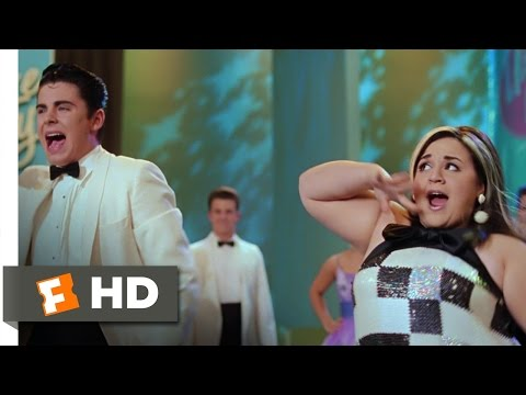 Hairspray (4/5) Movie CLIP - Last Minute Entry (2007) HD Music Videos
