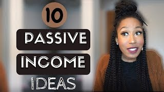 10 Passive Income Ideas | Make Money While your Sleep