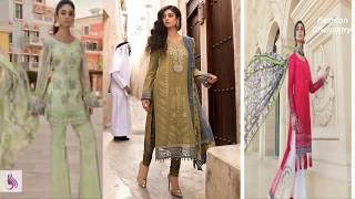 Maria B Latest  Summer Collection 2018 / Stylish Cotton Dresses 2018