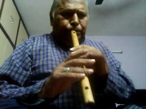 ek daal per tota bole ek daal per maina-chor machaye shor 1974- on flute kkbhatnagar