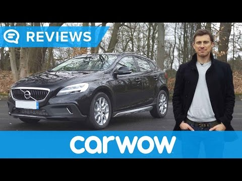 Volvo V40 Cross Country 2017 Review Mat Watson Reviews