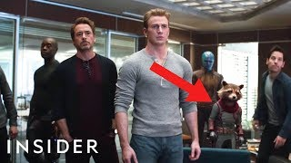 Everything You Missed In The New 'Avengers: Endgame' Teaser
