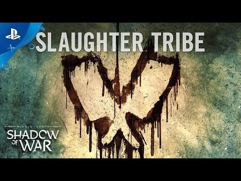 Middle-earth: Shadow of War - Slaughter Tribe | PS4