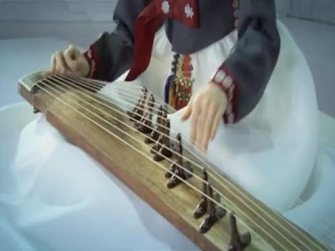 Musica tradicional coreana - Sanjo