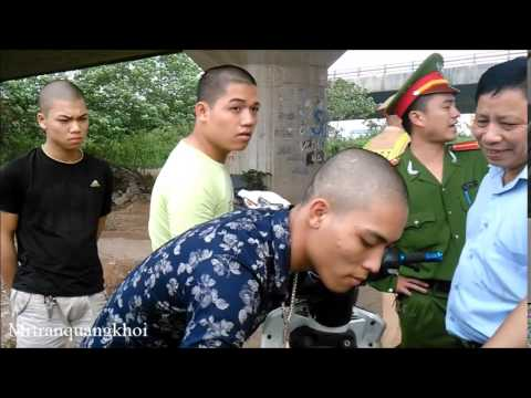 Clip141: Nhận diện thanh niên dám mang ma tuý vào chốt cảnh sát