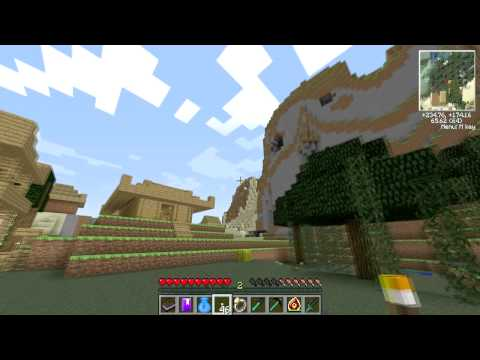 Minecraft Technic Pack - Technic Pack Season 2 Episode 1 No Easy Redst...